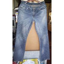 Calça Jeans Feminina Chopper