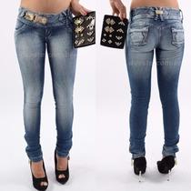 Calça Jeans Estilo Pit Bull Jeans