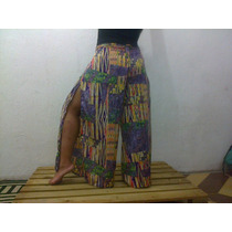 Calça Pantalona Envelope Alfaiataria