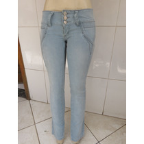 Calça Feminina Planet Girls 38