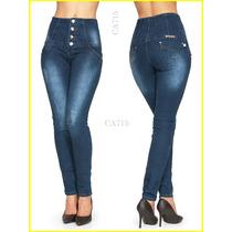Hot Pants Gata Jeans Calça Corset Corpete Temos Sawary 715