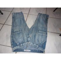 Calça Jeans Under Down N.44 Maria João