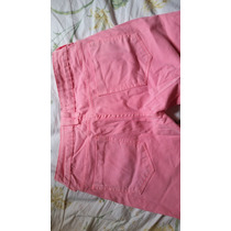 Calça Jeans Rosa