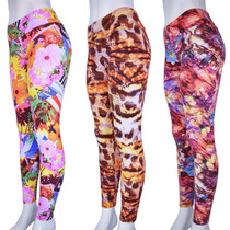 Kit 10 Calça Legging Suplex Fitness Estampa Jb