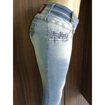 Linda Calça Legue Jeans Deerf Leg