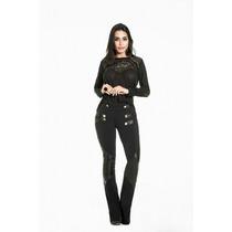 Conjunto Calça E Blusa Marca Avizo Wear