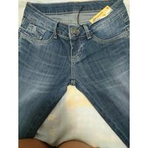Sawary Calça Jeans Feminina Modela Levanta Bumbum Flare