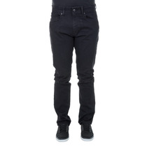 Calça Masculina Quiksilver Jeans Super Power Black