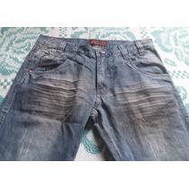 Calça Jeans Masculina Tamanho 42 - Npr Seven