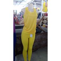 Calça Legging E Blusa