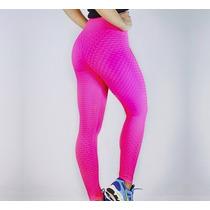 Legging Enrrugada Para Mulheres Que Gostam De Malhar Na Moda