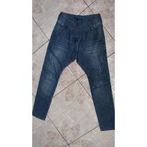 Calça Jeans Bivic 36 ( Cintura 78 Cms) - Seminova