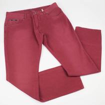 Calças Jeans Masculinas Coloridas Acostamento Mandi Original