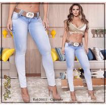 Calça Pit Bull Pitbull Jeans Levanta O Bumbum!!!nova Coleção