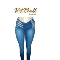 Calça Jeans Pitbull Feminina Ptb651 + Frete Grátis
