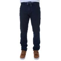 Calça Masculina Element Jeans Washed Slim