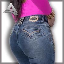 Calça Jeans Afront Estilo Pitbull Levanta Bumbum Tam 42 44