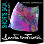 Shorts Saia Suplex Light Santa Constancia Fit Academia