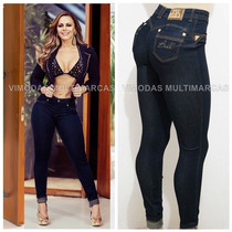 Calça Jeans Pit Bull Original Modela Bumbum Nova Coleção !