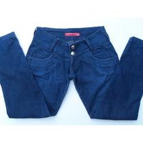 Lote Duas Calças Jeans Feminina Tam 40