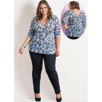 Conjunto Blusa E Legging Plus Size Feminino!!!!!!!!!!!!
