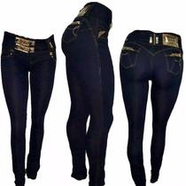 Pit Bull Calças Jeans Feminina Pronta Entrega Ref 15144