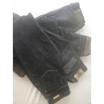Lote De Calça Jeans Tam 40 Ao 44