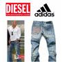 Calça Jeans Adidas Marca Famosa Jogador Famoso Importada