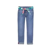 Calça Jeans Hering Kids Skinny C57taepp6 Original+nota Fisc