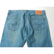 0577 - Calça Jeans Grife Modelo 569 W34 L32