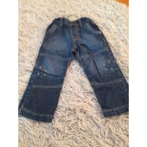 ### Calça Jeans Zara Original Infantil 9-12 Meses ###