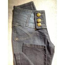Calça Jeans Feminina Com Lycra R Joazk1 Promoção