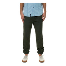 Crooks & Castles Mens The Lawless Jogger Casual Calças Chino