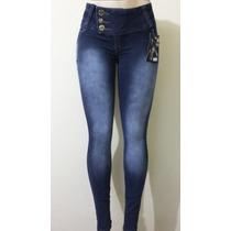 Calça Legue Jeans Com Elastano Linda E Barato