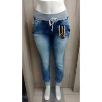 Calça Jeans Feminina Morena Rosa Lançamento Cois De Moletom