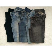 18 Calças Jeans Carmim/colcci