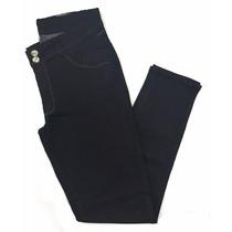 Calça Feminina Jeans Plus Size Tamanhos Grandes 44 - 56