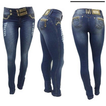 Pit Bull Calças Jeans Feminina Ref 15727