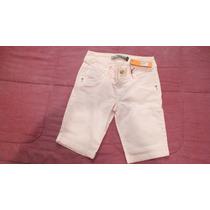 Bermuda Jeans Feminina Fargaz 40