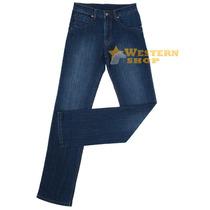 Calça Jeans Masculina Importada Fashion Mid Blue C/ Elastano