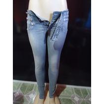 Calça Jeans Feminina Da Relleny - Tamanho 38 - Frete Grátis