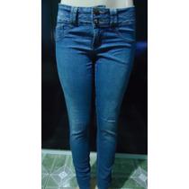 Calça Jeans Da Clock House - 38 - Frete Grátis - Lycra