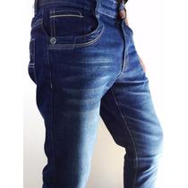 Calças Jeans Skynny Grandes Marcas- Masculina