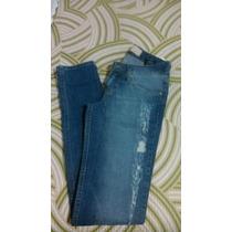 Calça Jeans Feminina Damyller, Nova, Tamanho 38