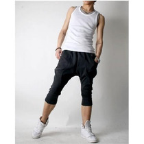 Shorts Da Moda - Bermuda Saruel Masculina - Pronta Entrega