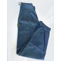 38-bombacha Masculina Azul Marinho Lisa (calça)