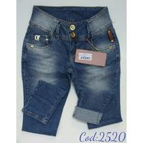 Calça Jeans Oppnus Feminina Cigarrete Skinny Cristiane 2016