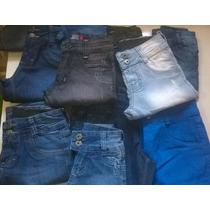 Calça Jeans Infantil Feminina E Masculina Do Lote 10 Unidade