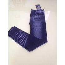 Legging Imita Jeans Para Malhar