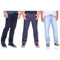 Calça Jeans Masculina Quicksilver, Hollister, Calvin Klein